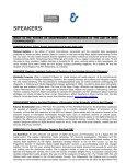 2 ANNUAL CONFERENCE at the Estoril Film Festival - Europa ... - Page 7