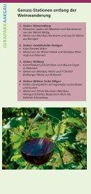 Weinwanderung Jurapark Aargau - PostBus - Seite 4