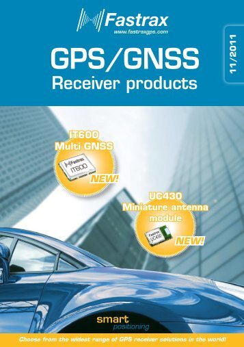 Fastrax Product Leaflet