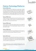 Fastrax Product Leaflet - Page 7