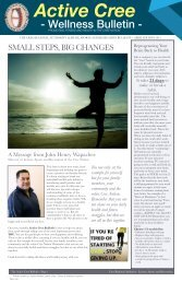 Active Cree - April 2013 - Issue 1