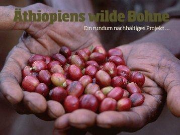 Äthiopiens wilde Bohne