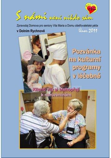 Únor - DOP - HC sro, Dolní Rychnov