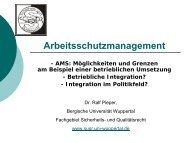 04a-AMS-BAuA-Dresden Pieper Beispiel 7-9 - und Qualitätsrecht ...