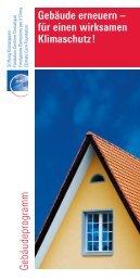 Gebäude erneuern - für einen wirksamen Klimaschutz - Knonau