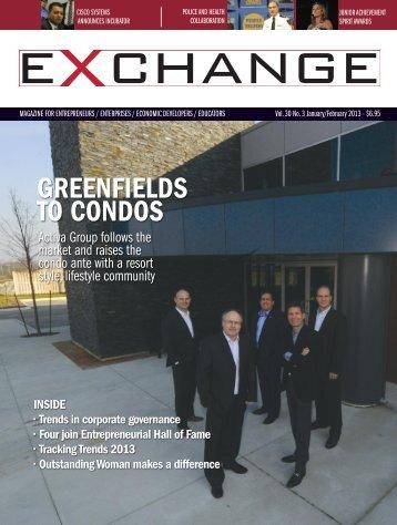 PDA, Playbook, iPad, ibooks - PDF Download - Exchange Magazine