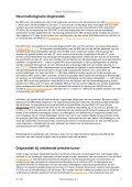 HERSENMETASTASEN - Kwaliteitskoepel - Page 6