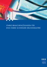 Starke Branchenlösungen für eine starke Schweizer ... - VSD