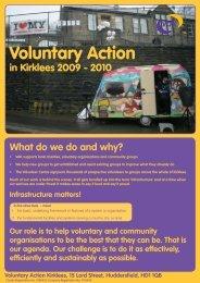 VAK Annual Review - Voluntary Action Kirklees