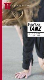 WinterTanz - Tanzfabrik Berlin