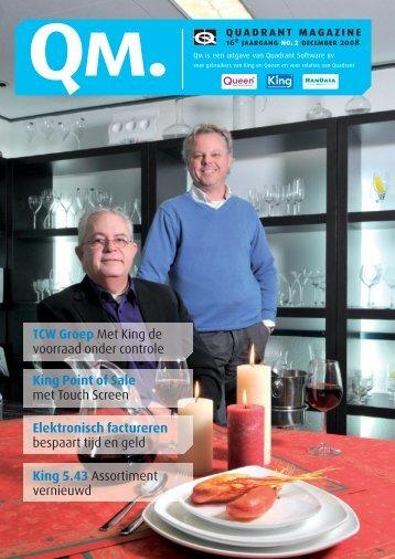 Elektronisch factureren bespaart tijd en geld quadrant magazine ...