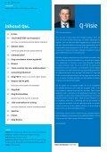 Elektronisch factureren bespaart tijd en geld quadrant magazine ... - Page 3
