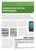 Elektronisch factureren bespaart tijd en geld quadrant magazine ... - Page 7