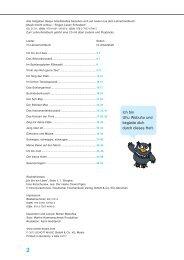Beispielseiten SingenLesenSchreiben Kinder ED 21312 - IfeM