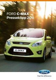 Ford C-MAX Presseklipp 2011 - Autoforum