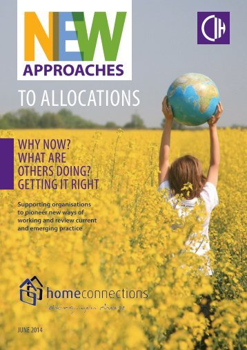 New-approaches-to-allocations