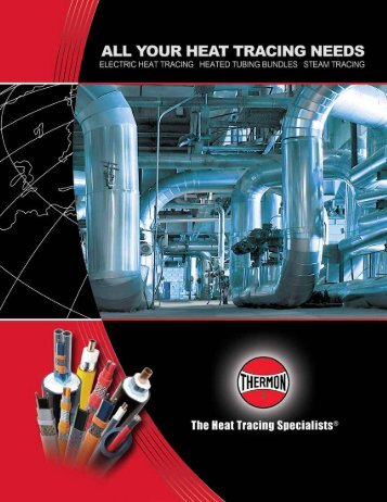 Corporate Brochure - Thermon Manufacturing Company
