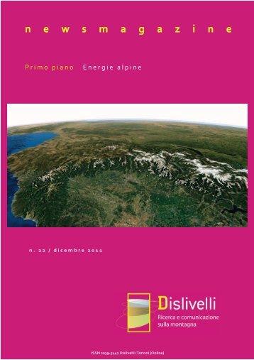 Eolico in montagna - Orobievive
