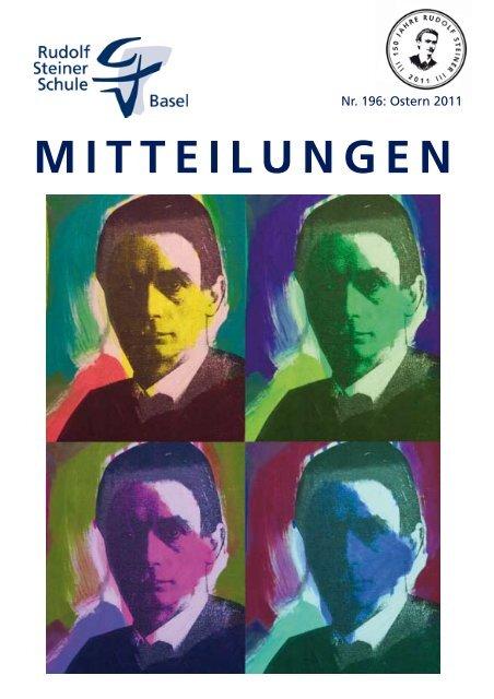 angebote – wünsche – kontakte - Rudolf Steiner Schule Basel