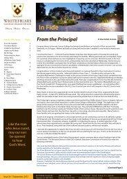 Issue No. 24 - 7 September 2012 - Whitefriars