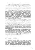 conservação e preservação de coleções ... - Revista Histórica - Page 5