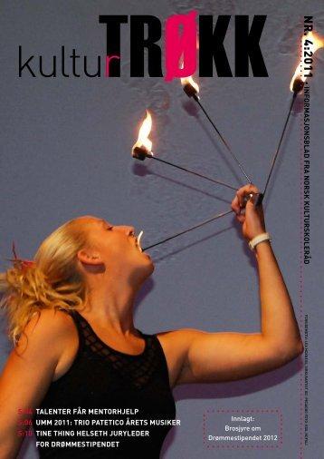 Nr. 4:2011 - Norsk kulturskoleråd