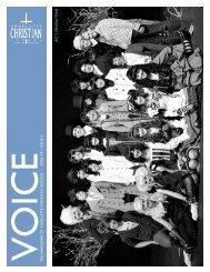 2008-09 ISSUE 2 a ct 1 drama team - Charlotte Christian School