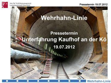 Wehrhahn-Linie