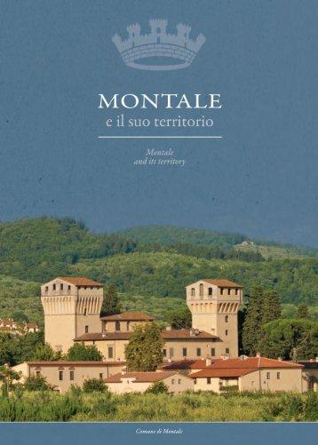 Guida turistica in lingue italiano e inglese - Comune di Montale