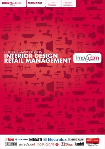 INTERIOR DESIGN RETAIL MANAGEMENT - ADI