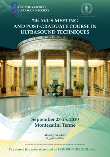 7th AVUS MEETING AND POST-GRADUATE COURSE IN ... - SNO