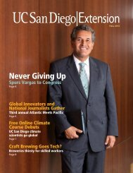 Never Giving Up - University of California Television