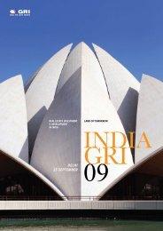 DELHI 23 SEPTEMBER - Global Real Estate Institute