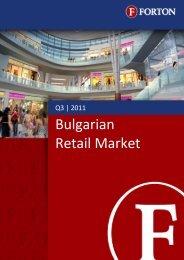 Bulgarian Retail Market – Q3, 2011.pdf - Forton