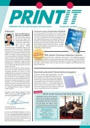 PRINT IT 26 - Laserline
