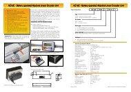 AZ16E - Battery operated Absolute Linear Encoder ... - Elektro-Trading