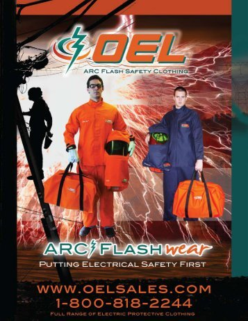 OEL ARC Flash Wear - Dixie Construction Products