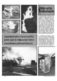Palontorjunta 9/1973 - Pelastustieto