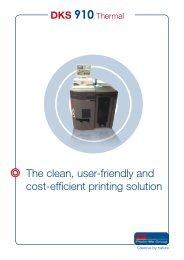 DKS 910Thermal - APS Imaging Solutions