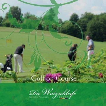 Golf on Course - Golfanlage Wutzschleife