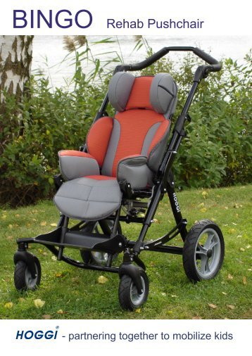 BINGO Rehab Pushchair - Rev