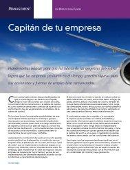 Management: Capitán de tu empresa - Coparmex