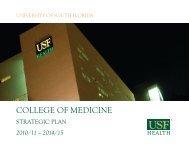 52290 StrategicSP2.indd - USF Health - University of South Florida