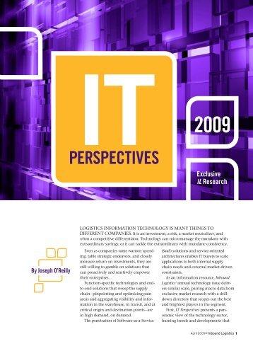 Download the PDF - Inbound Logistics
