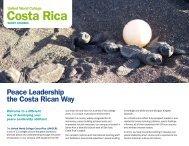 Costa Rica - Global Hand