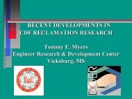 Attachment T - Remediation Technologies Development Forum ...