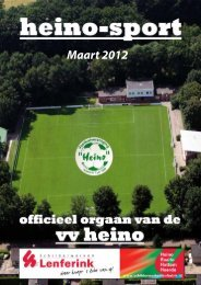 4 Heino Sport maart 2012