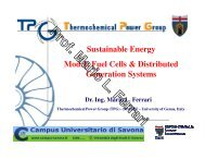 Lesson X - Fuel cell systems - TPG