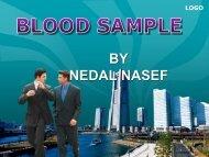 Blood cultures