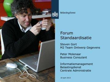 VSG - Forum Standaardisatie